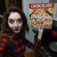 DIGIORNO PIZZERIA! Thin Crust Margherita Pizza 18.0 oz uploaded by Shannon S.