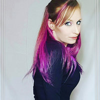 Manic Panic 4oz Semi-Permanent Ultra Violet Hair Dye Purple uploaded by Elisabeth M.
