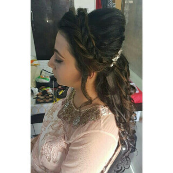 Photo uploaded to #NewYearNewHair by Jharna P.