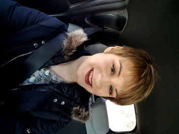 Photo uploaded to #NewYearNewHair by Jenny M.