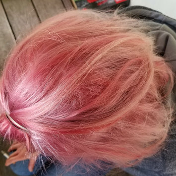 Photo uploaded to #NewYearNewHair by Dominique M.