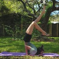 Gaiam Yoga Premium Yoga Mat uploaded by Kate T.