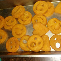 McCain Smiles Potatoes uploaded by Meg W.