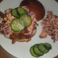 Marketside™ Pretzel Hamburger Buns 16 oz. Bag uploaded by Katie M.