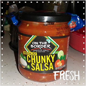 Photo of On The Border Salsa Medium uploaded by Riley e.