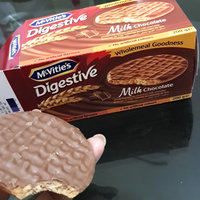 McVitie's Digestive Wheat Biscuits Milk Chocolate uploaded by Malaika D.