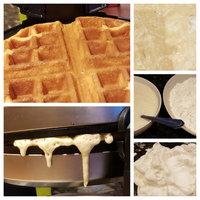 Waring Pro Brushed Stainless Steel Belgian Waffle Maker uploaded by Sarika M.