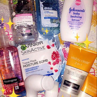 Garnier SkinActive Moisture Bomb The Super Hydrating Glow-Boosting Sheet Mask uploaded by imane ♡.