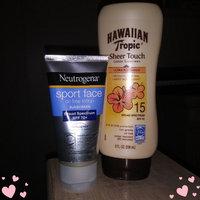 Neutrogena® Ultimate Sport Sunscreen Lotion SPF 70+ uploaded by Fernanda N.