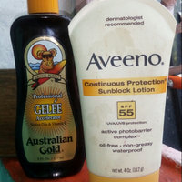 Aveeno® Continuous Protection®  Sunblock LotionsSPF 55 uploaded by Yrimar M.
