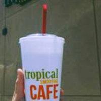 LALA® Tropical Mango Greek Yogurt Smoothie uploaded by Arshifa.s💕💕 ..