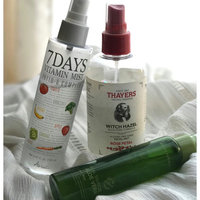Ariul 7 Days Vitamin Mist, Unscented Face Moisturizer, Toner, Makeup Setting Spray uploaded by Sammy G.