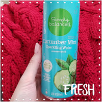 Cott Beverages Inc. Simply Balanced Sparkling Cucumber Mint 8pk 12oz uploaded by Amy B.