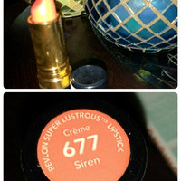 Revlon Super Lustrous Lipstick uploaded by Janet B.