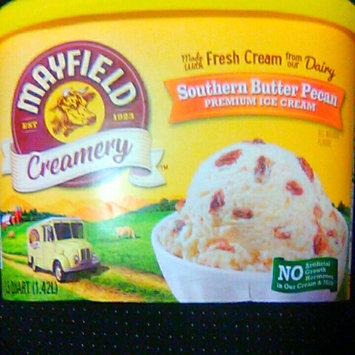 Photo of Mayfield Butter Pecan Ice Cream uploaded by crystal c.