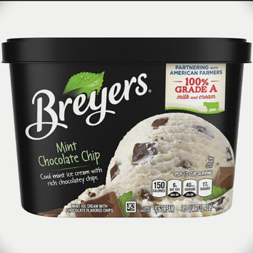 Photo of Breyers® Mint Chocolate Chip uploaded by Guadalupe G.