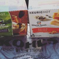 Keurig K-Cup 18-Pk. Gloria Jean's Butter Toffee Coffee uploaded by Rebecca G.