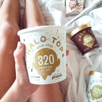 Halo Top Mint Chip Ice Cream uploaded by Taylor M.
