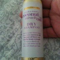 OGX Coconut Miracle Oil Dry Shampoo 5 oz uploaded by Susan C.