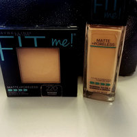 Maybelline Fit Me® Matte + Poreless Foundation uploaded by Antonia L.