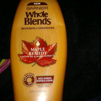 Garnier Whole Blends Maple Remedy Restoring Shampoo uploaded by Cathy S.