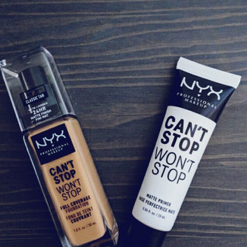 Photo of NYX Can't Stop Won't Stop Foundation uploaded by elaa D.
