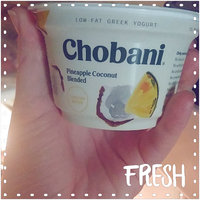 Chobani® Fruit On The Bottom Pineapple uploaded by Jamie M.