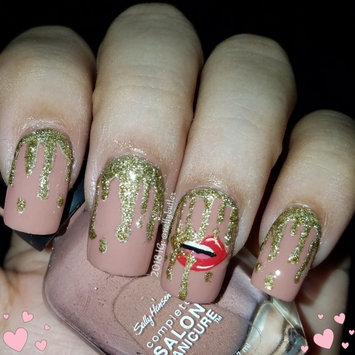 Photo of Sally Hansen® Complete Salon Manicure™ Nail Polish uploaded by Nallely B.
