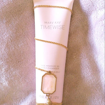 Photo of Mary Kay TimeWise 3-in-1 Cleanser, Combination/Oily Skin - 4.5 oz uploaded by Cat J.