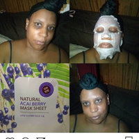 Nature Republic - Real Nature Mask Sheet (Acai Berry) 10 sheets uploaded by Valerie C.