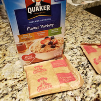 Quaker® Instant Oatmeal Flavor Variety Pack uploaded by Genieve R.