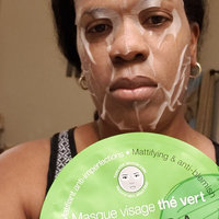 SEPHORA COLLECTION Face Mask Green Tea Mattifying & Anti-blemish uploaded by Genieve R.