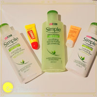 Simple® Micellar Water Cleanser uploaded by Leah C.
