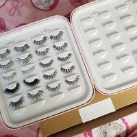 House of Lashes , Hollywood Glam False Eyelashes 3 Combo Pack , Premium Quality False Eyelashes for a Great Value, Cruelty Free , Eco Friendly uploaded by Sheryl O.
