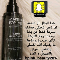 MAKE UP FOR EVER Instant Brush Cleanser uploaded by Walaa ♡.