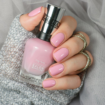 Photo of Sally Hansen® Complete Salon Manicure™ Nail Polish uploaded by Irina M.