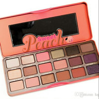 Too Faced Sweet Peach Eyeshadow Collection Palette uploaded by Eliza Chenda Y.