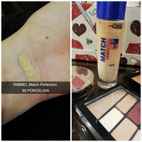 Rimmel London Match Perfection Foundation uploaded by Hadeel A.