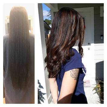 Photo uploaded to #NewYearNewHair by Chenoa B.