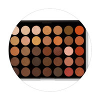 Morphe 35OM Nature Glow Matte Eyeshadow Palette uploaded by Melissa M.