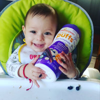 Happy Baby® Organics Purple Carrot & Blueberry Superfood Puffs uploaded by 🌸ItzelVega ☘.