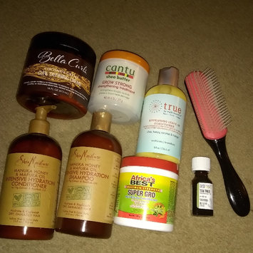 Photo uploaded to #CurlyHairEssentials by Chandra G.