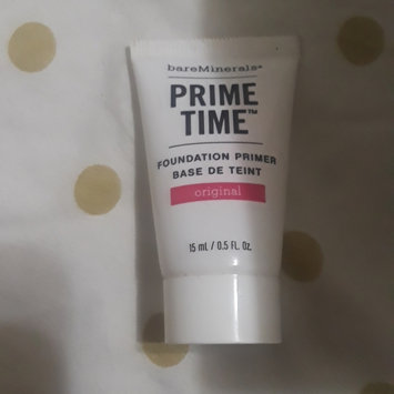 Photo of bareVitamins Prime Time Foundation Primer uploaded by carolina B.