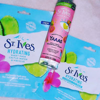 St. Ives Hydrating Cactus Water & Hibiscus Sheet Mask uploaded by Li R.