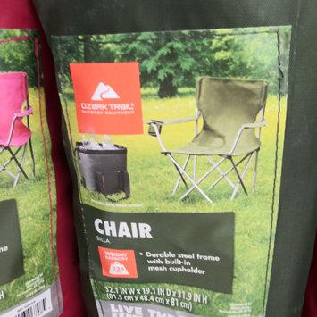 Brilliant Ozark Trail Oversized Mesh Chair Blue Theyellowbook Wood Chair Design Ideas Theyellowbookinfo