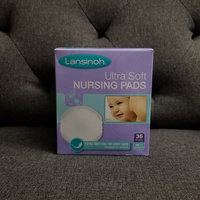Lansinoh® Ultra Soft Disposable Nursing Pads uploaded by Dianna T.