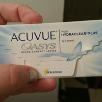Acuvue Oasys Contact Lenses uploaded by Crystal G.