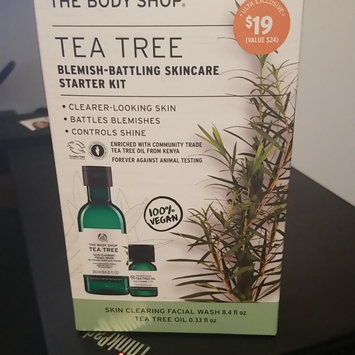 THE BODY SHOP® TEA TREE OIL Reviews 2019