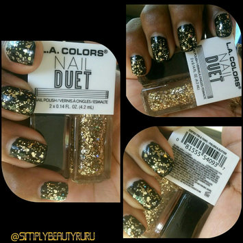 L.A. Colors Nail Duet uploaded by Ruwimbo M.