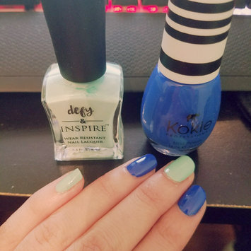 Defy & Inspire Nail Polish uploaded by Siknah C.
